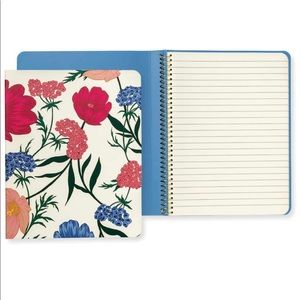 Kate Spade New York Blossom Floral Spiral Notebook